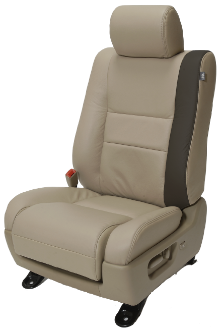 seat back outer bolster